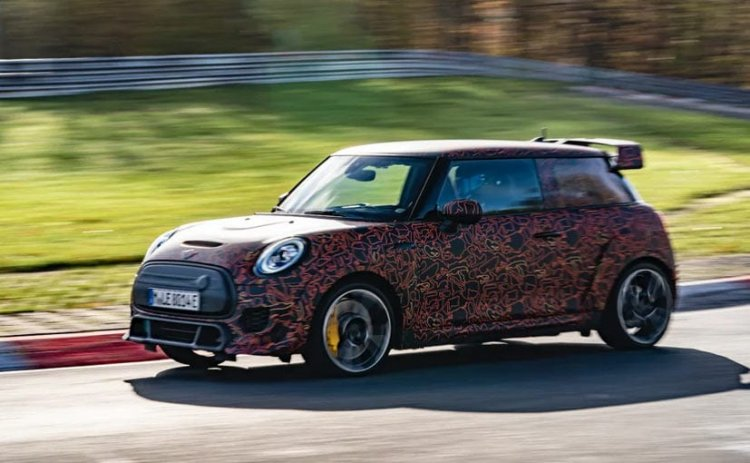John Cooper Works Electric MINI In The Works Says BMW