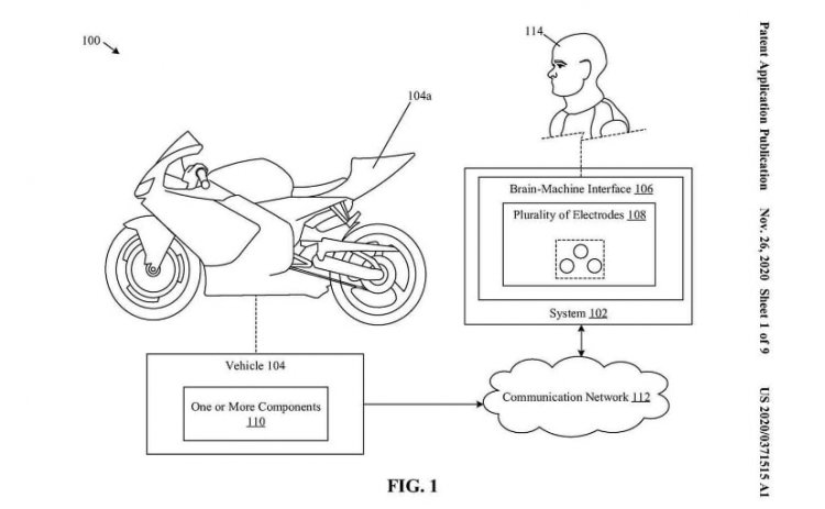 Honda Patents Reveal Mind-Reading Motorcycle Tech