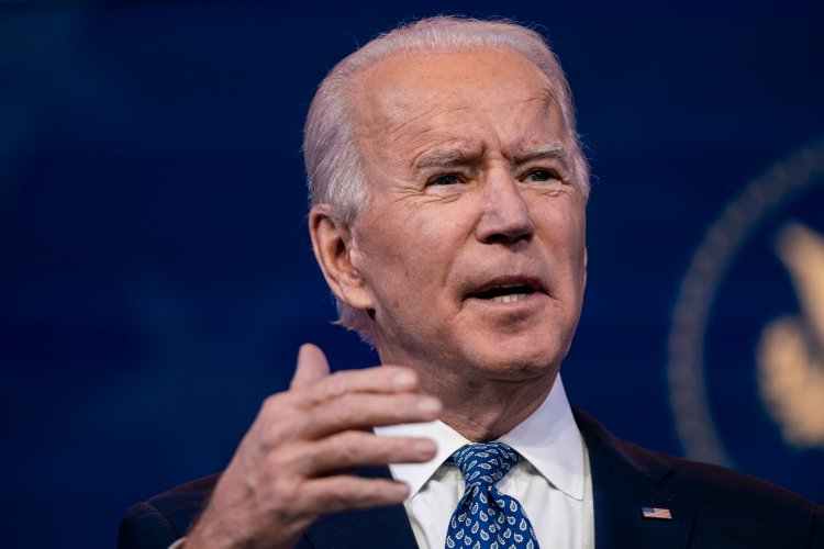 Joe Biden's business allies discuss ways to pay for infrastructure plan, including a carbon tax