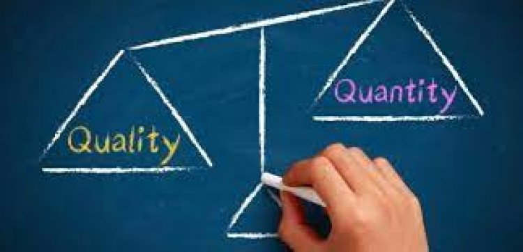 Link Building Quality vs. Quantity: Which Is More Important?