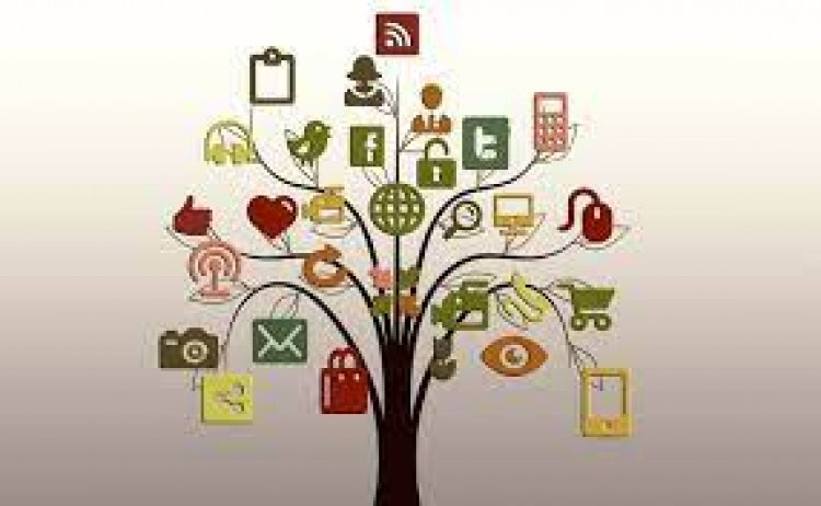 Why is social media integration with a web site important to grow your business online?