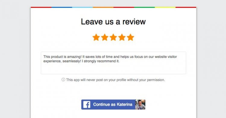 How to invite online review? Let's take a look